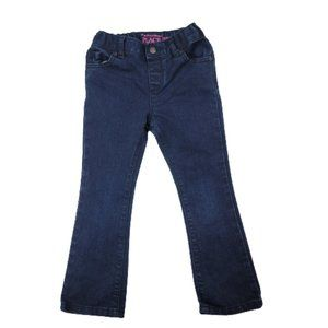 Children's Place Blue Bootcut Jeans Toddler Girls